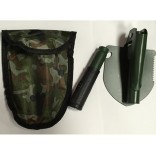 Wholesale  Green Foldable mini shovel and Camping Outdoor Tool
