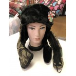 Wholesale Camouflage Thick Winter Warm Lei Feng Hat-84156