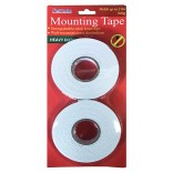 Wholesale NEW Pack of 2 Heavy Duty Double Stick Foam Mounting Tape
