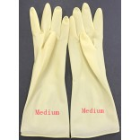 Wholesale  Latex Rubber Gloves-Medium
