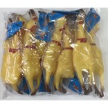 Wholesale Pet Chicken toys  $11.00/dozen.