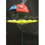 Wholesale Ladybug Lawnstake