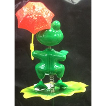 Wholesale Umbrella Frog Lawnstake
