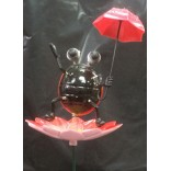 Wholesale Umbrella Ladybug Lawnstake