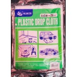Wholesale Plastic Drop Cloth 4m x5m