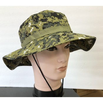 Wholesale Camouflage fish-hats