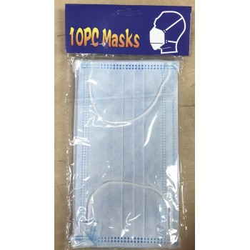 Wholesale 10/pack Masks