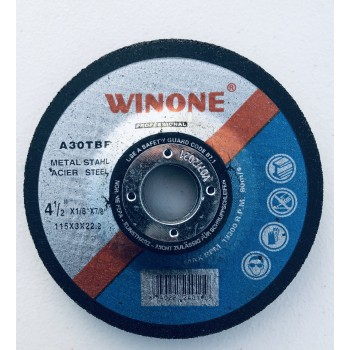 Wholesale Winone cutting disc 115x3x22.2