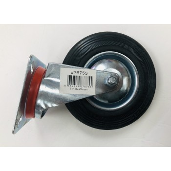 "Wholesale 5"" Swivel Caster Wheels  8 with Brake 8 Fixed Plate -Mixing"