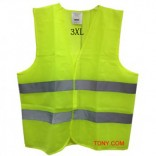 Wholesale Reflective vests   Size-XXXL