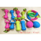 Wholesale Pet  toys  #14306-6-VINYL
