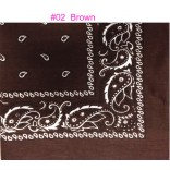 Wholesale Cotton Bandanas  #Ban-02 .