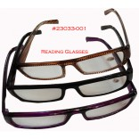 Wholesale Reading Glasses $0.45/pair.