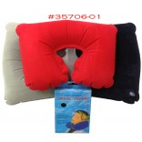Wholesale Inflatable Travel Pillow  $ 0.50/each.