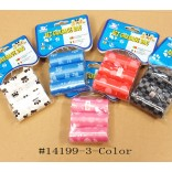 Wholesale Pet Garbage Bag #14199-3-Color