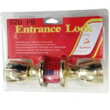 Wholesale  Square Door Locks  NO:588-PB