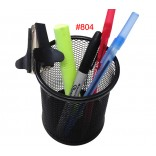 Wholesale Round pen holder #804-black only