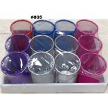 Wholesale Round pen holder  #805-Color