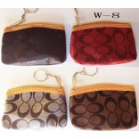 wholesale Lady's Mini Wallets  $5.00/dozen.W-8